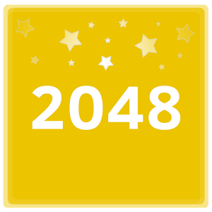 2048 Number puzzle game for the Kindle Fire