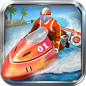 Powerboat Racing 3D APK