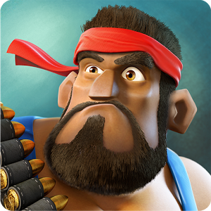 Boom Beach for the Kindle Fire