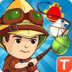 Jewel Raiders for TANGO APK